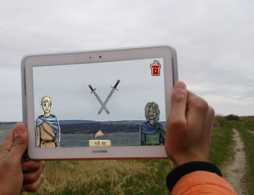 The Abduction of King Valdemar Sejr (Bortførelsen af Kong Valdemar Sejr) – augmented reality app for families and school classes