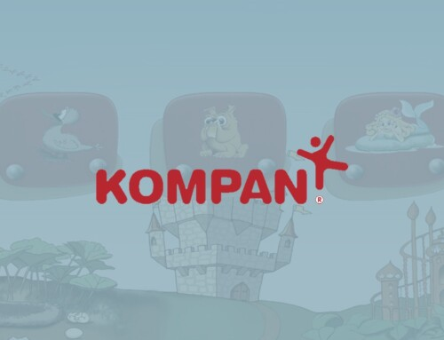 HC Andersen games – branded games for Kompan