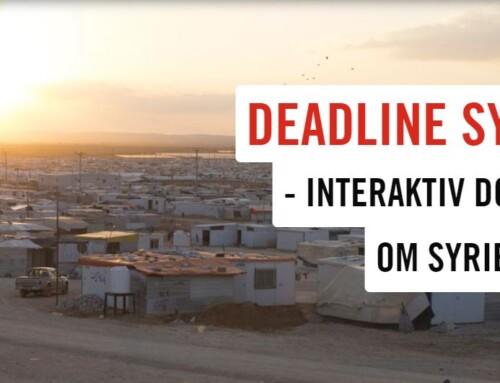Deadline Syria